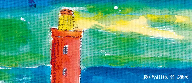 Der Leuchtturm von Norderney